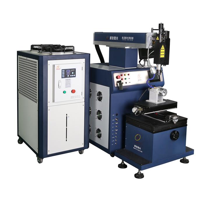 TFL-400V/500V-3D全自动激guang焊机