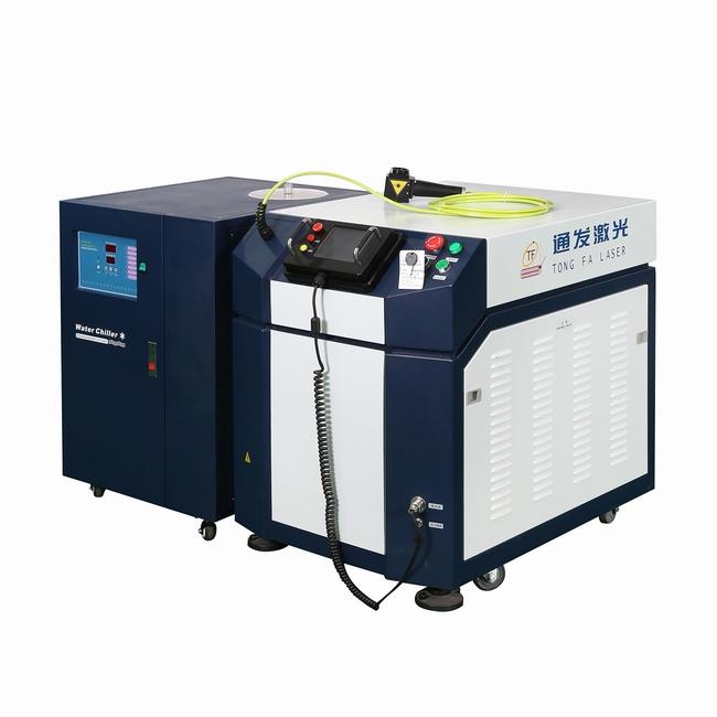 TFL-150AF光纤传shu激光焊接机