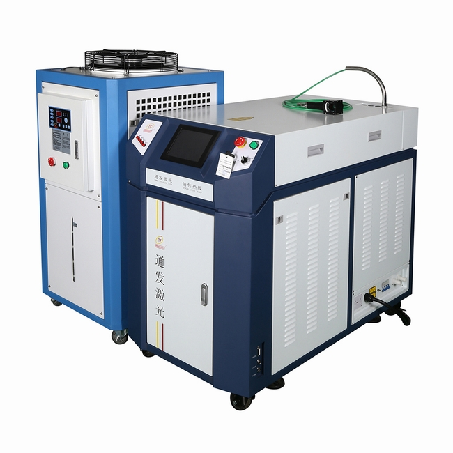 TFL-500AF光纤传shu激光焊接机
