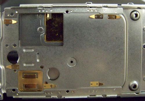 手机壳激光焊接
