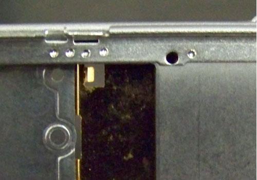 手机小五金激光焊接
