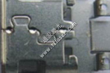 USB接口激光焊接