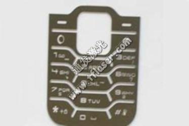 手机金属按键激光打标
