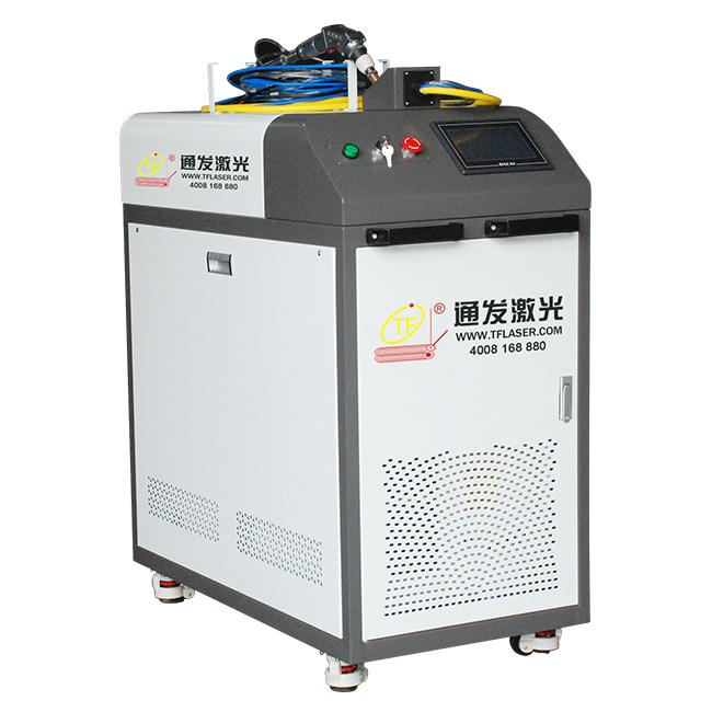 一体式手持光纤激光器焊接机TFL-1000F