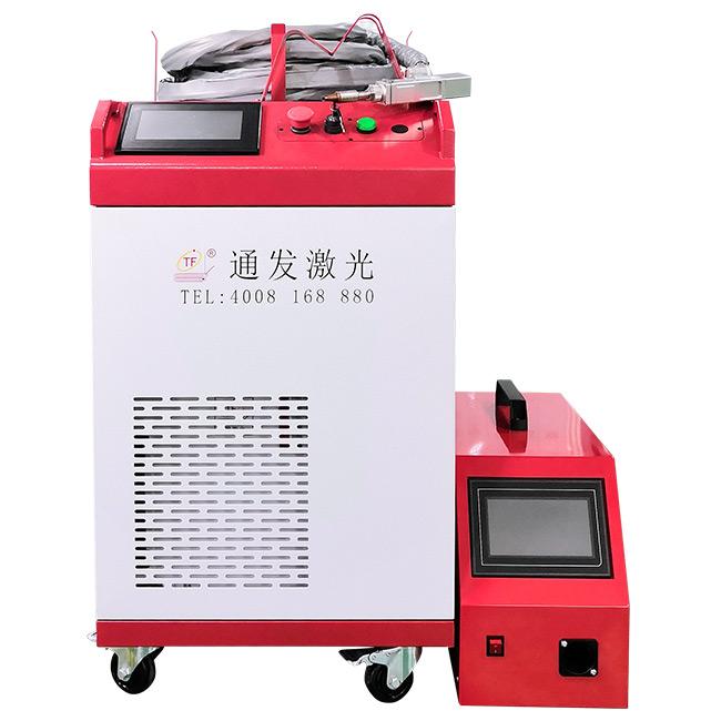 一tishi手持guang纤激guangqihan接机TFL-1500FH