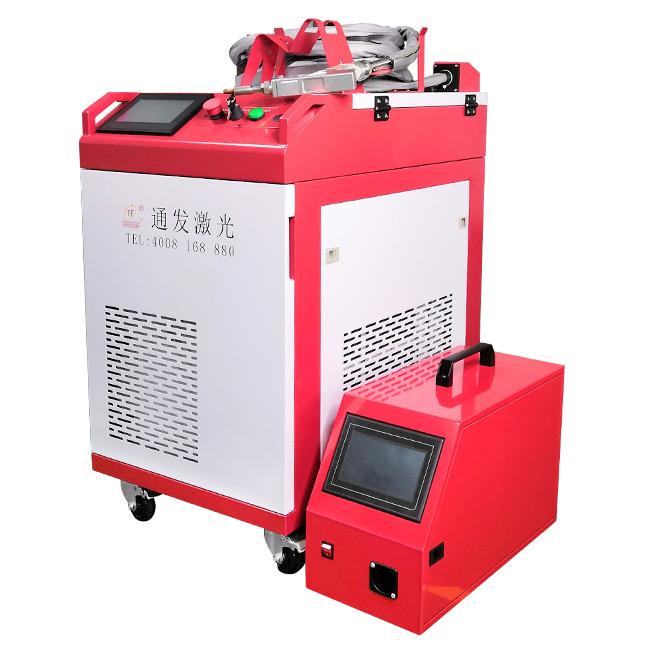 一体式手持光纤激光器焊接机TFL-1500F